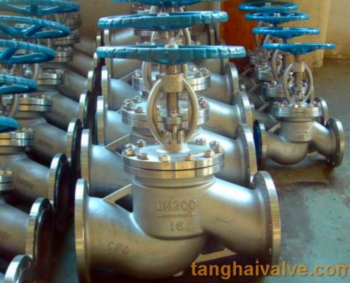 Globe valve (4)