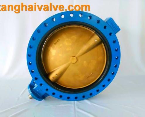 U type flange butterfly valve (16)
