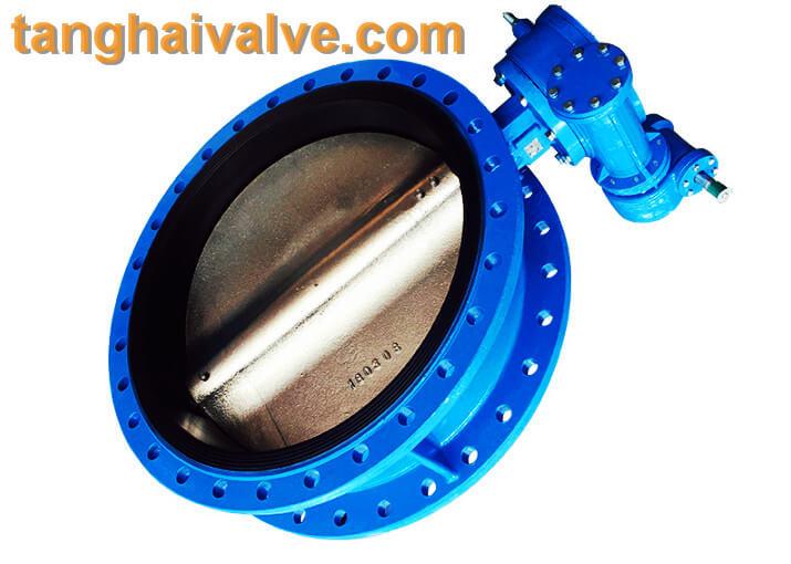 U type flange butterfly valve (6)