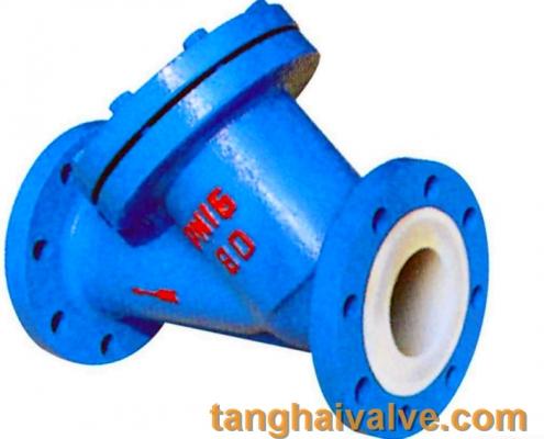 Y type strainer filter valve (3)