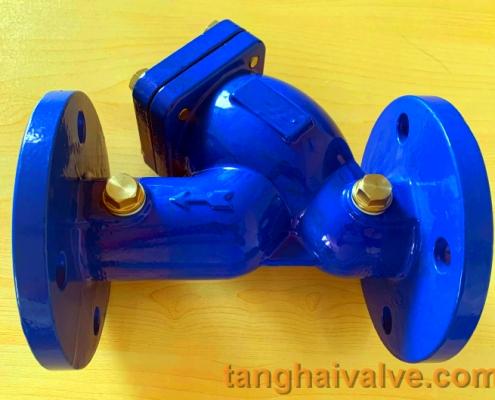 Y type strainer filter valve (4)