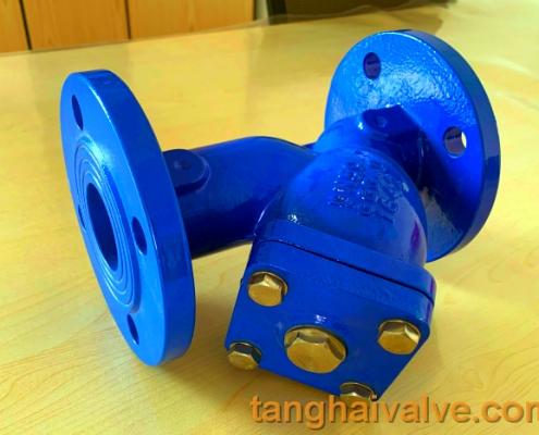 Y type strainer filter valve (5)