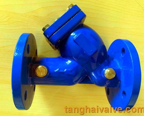 Y type strainer filter valve (7)