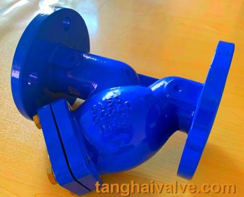 Y type strainer filter valve (8)