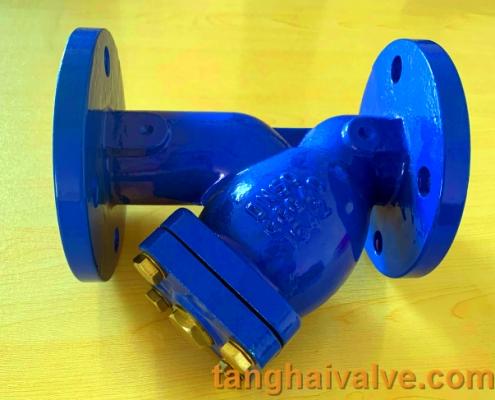 Y type strainer filter valve (9)