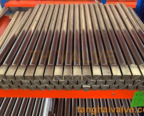 buttefly valve stem shaft parts (6)