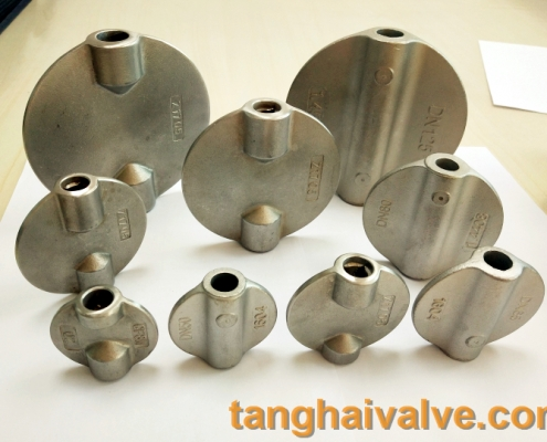 butterfly valve plate disc parts (5)