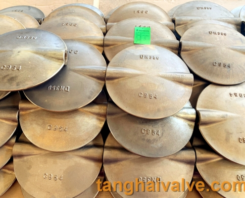 center-line butterfly valve plate disc parts (10)