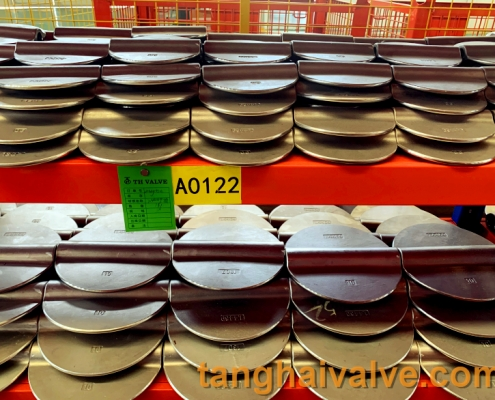center-line butterfly valve plate disc parts (2)