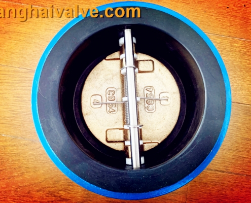 double wing check valve (7)