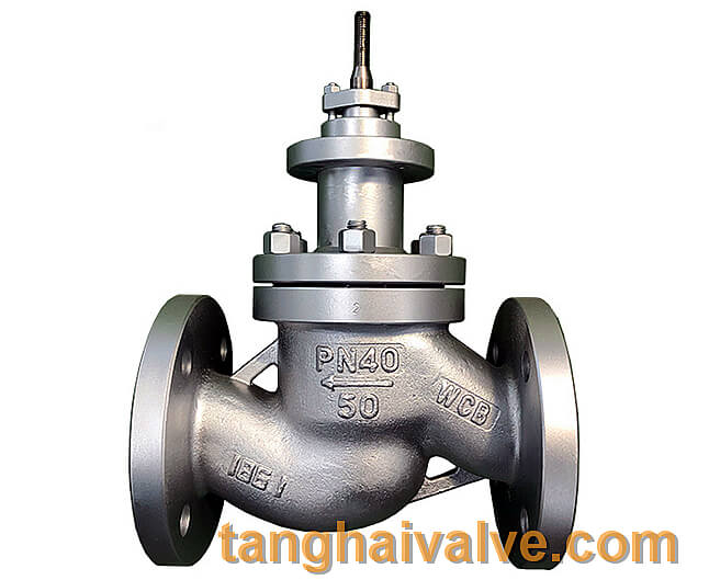 globe valve body