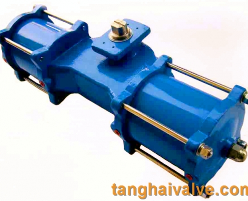 hydraulic actuator for valve (2)