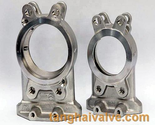 knife gate valve body