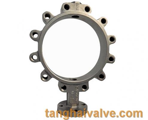 lug type buttefly valve body