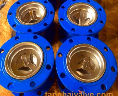 silent check valve (11)