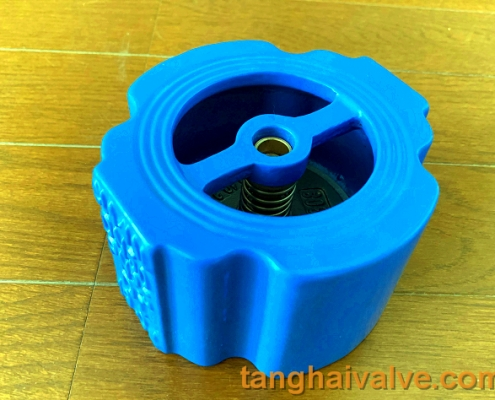 silent check valve (6)