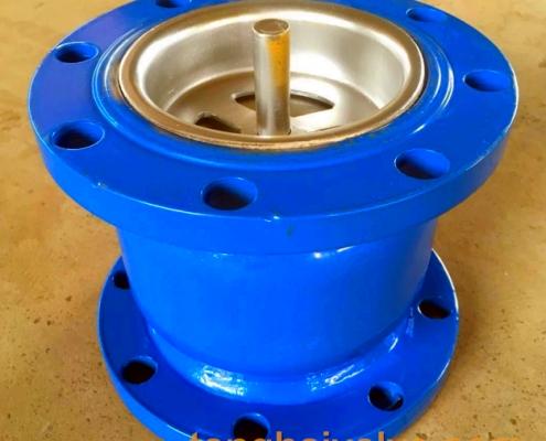 silent check valve (9)