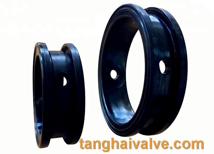 soft sealing marine valve, rubber sealing, valve seat parts