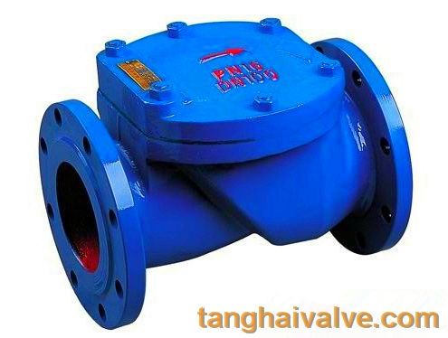 tilting disc swing check valve (6)