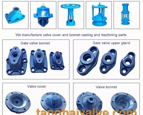 valve bonnets