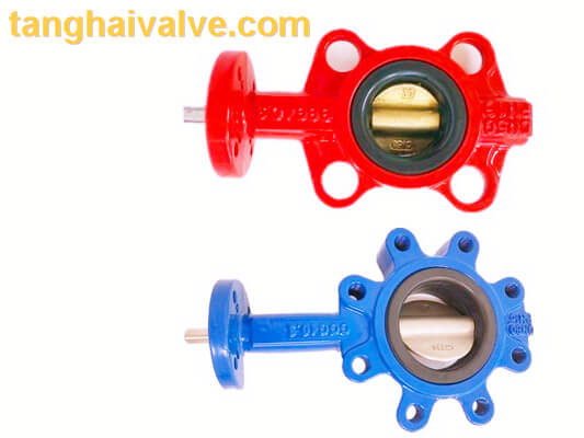 wafer & lug type butterfly valve (7)