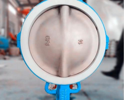 wafer type butterfly valve (3)