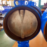 wafer type butterfly valve, EPDM seat (10)