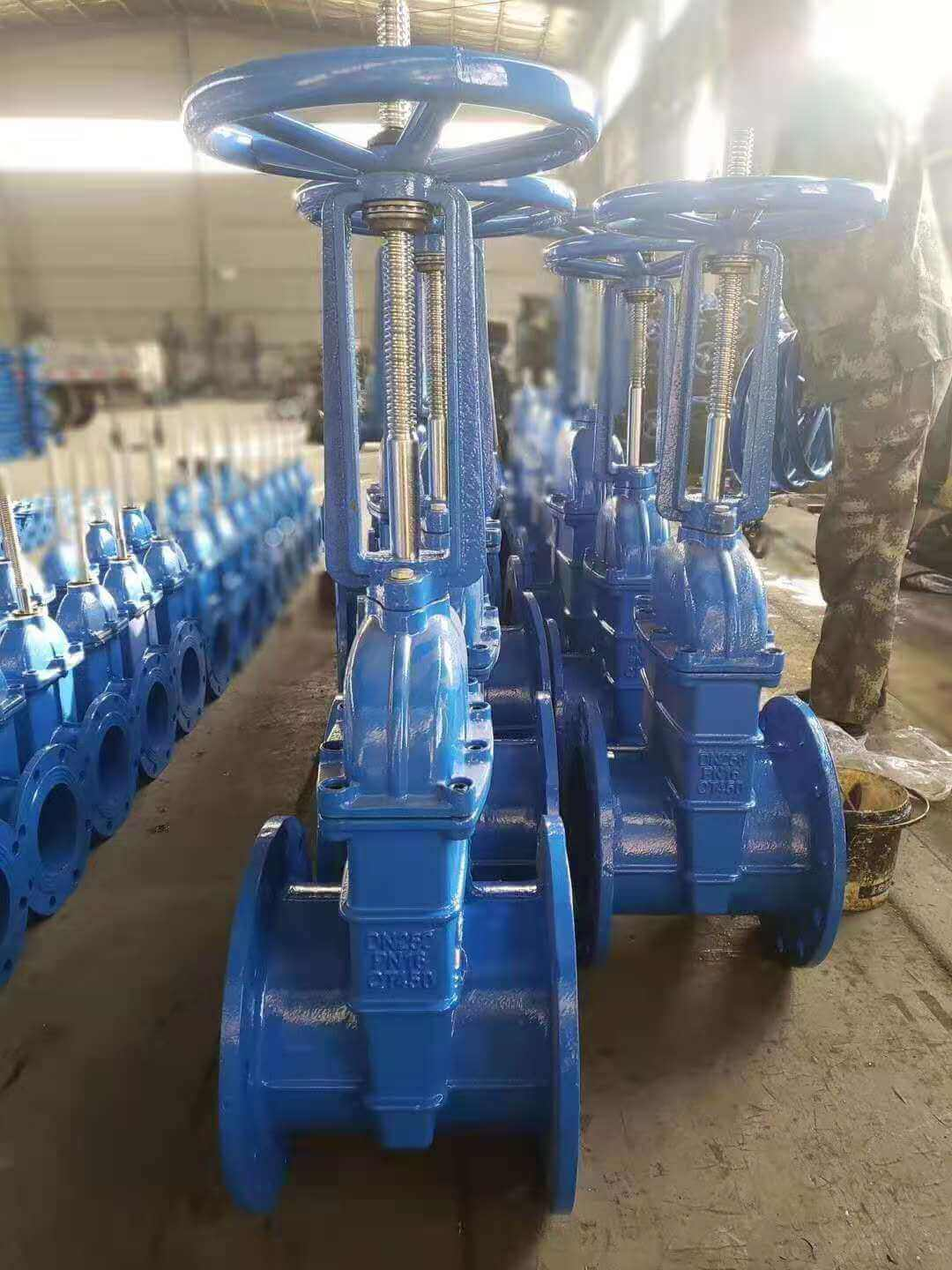 rising stem gate valve-OS&Y (3)