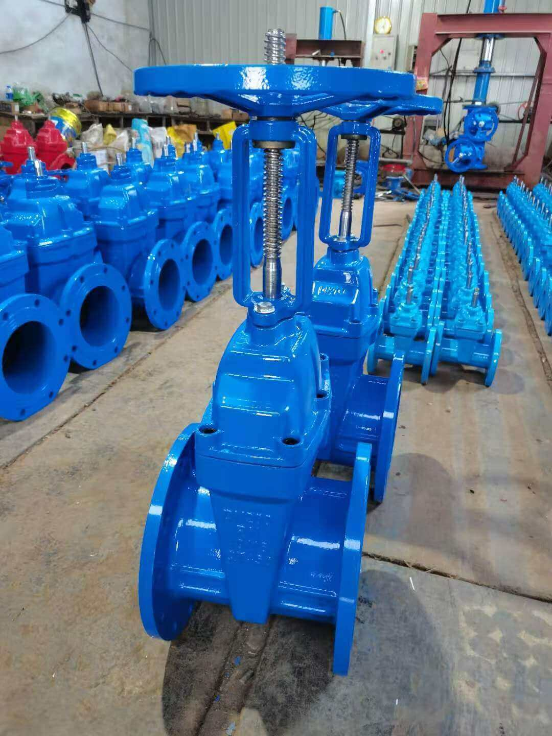 rising stem gate valve-OS&Y