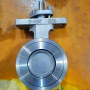 Double eccentric-wafer butterfly valve-D72F-150lbP-stainless steel (3)