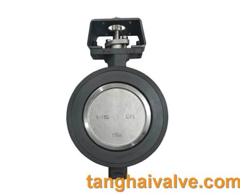 high performance-double eccentric-butterlfy valve-wafer-lug-flanged (5)