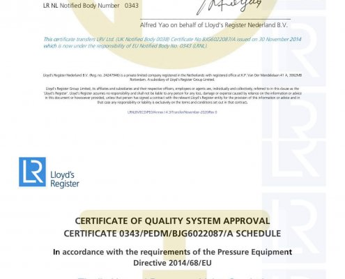 02-CE foundry approval