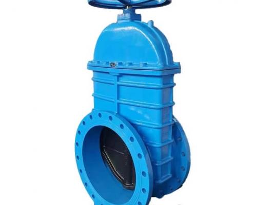 AWWA C509-C515-resilient seated gate valve-DN600-150lb (2)