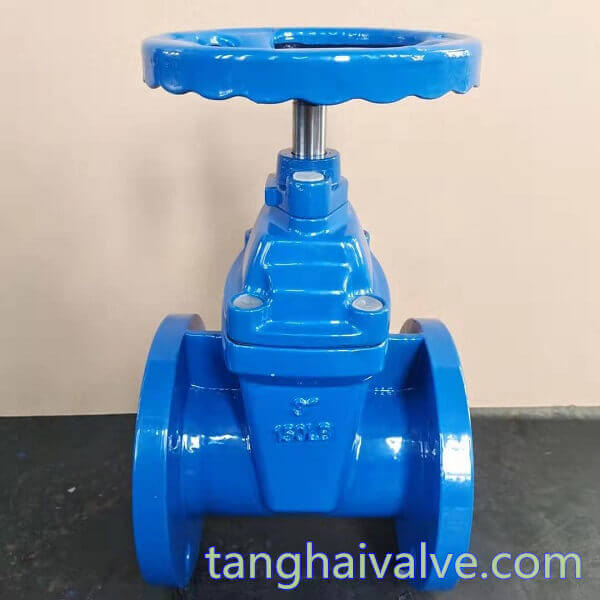 AWWA C509-C515-resilient seated wedge gate valve-DN80-150lb (4)