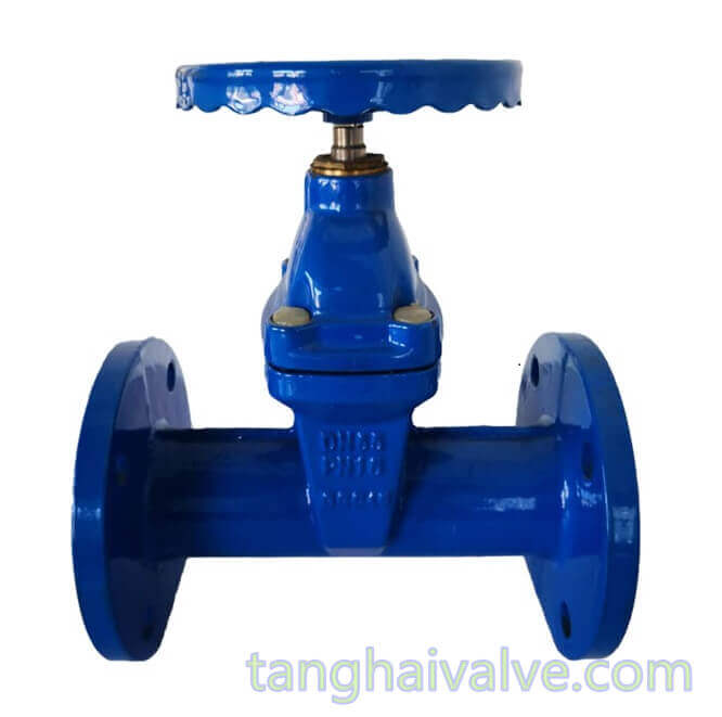 DIN-F5-BB-NRS-soft seated-wedge gate valve (10)