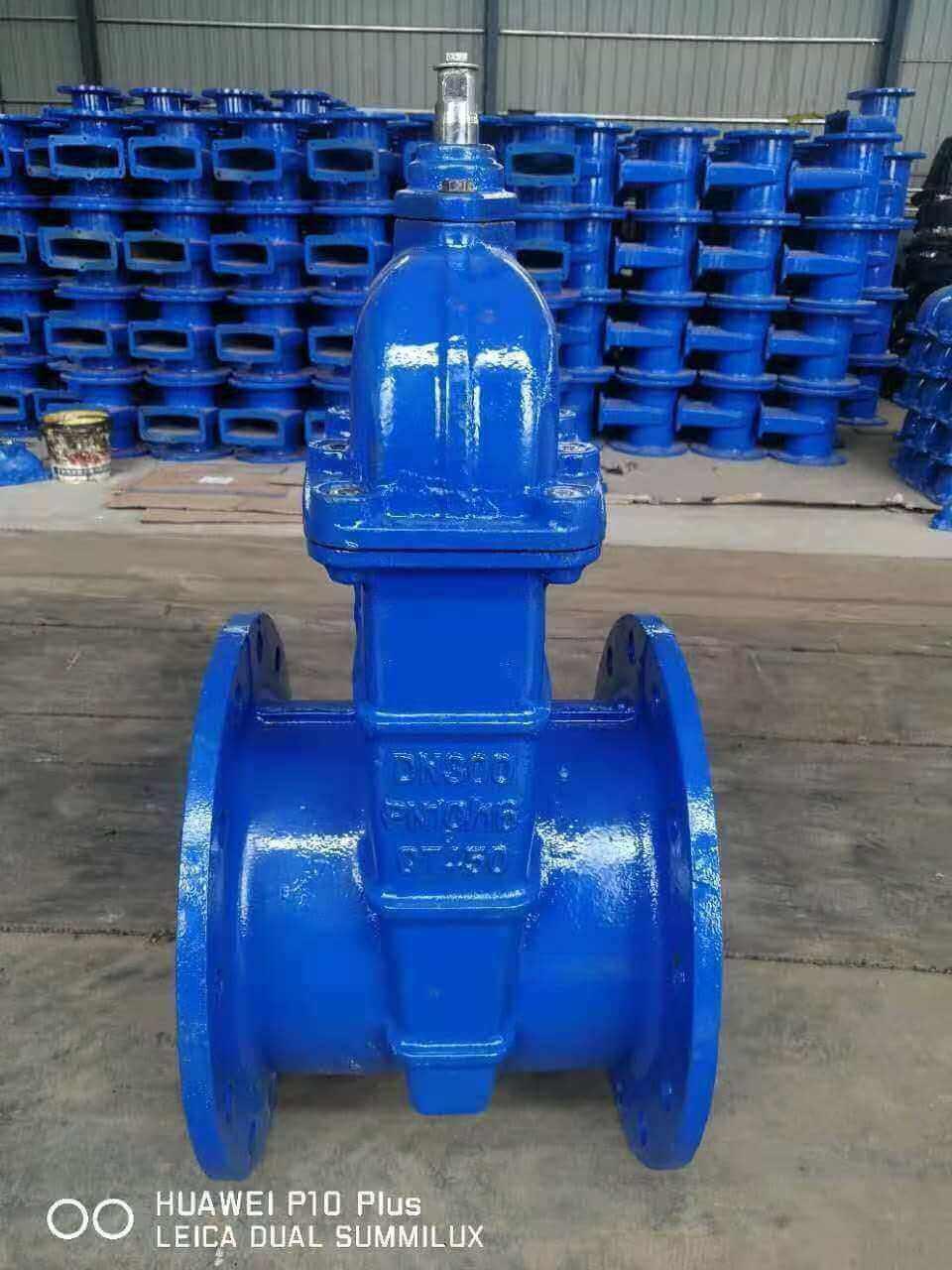 non-rising-stem-gate-valve-IS&Y
