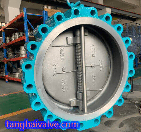 lug type dual plate check valve metal seated (3)
